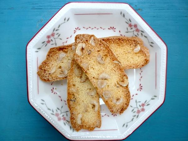 Hazelnut Biscotti by Corridor Kitchen
